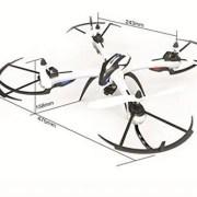 WayIn-JJRC-H16-Nueva-Versin-Yizhan-Tarantula-X6-1-Drone-4-canales-24GHz-LCD-remoto-Quadcopter-de-control-con-Hyper-COI-Modo-Funcin-Orientacin-No-Cmara-negro-0-2