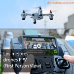 Los mejores drones FPV (First Person View)