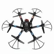 Arshiner-MJX-X600-24G-4-Canales-RC-Quadcopter-Drone-Hexacopter-6-Ejes-Gyro-3D-Rollo-de-Retorno-Automtico-sin-Cabeza-Modo-Uno-Volver-Helicptero-Keysin-cmara-Negro-0-2