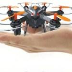 Yizhan i6s: Un mini hexacóptero con cámara HD