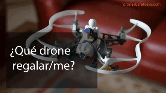 que drone regalar