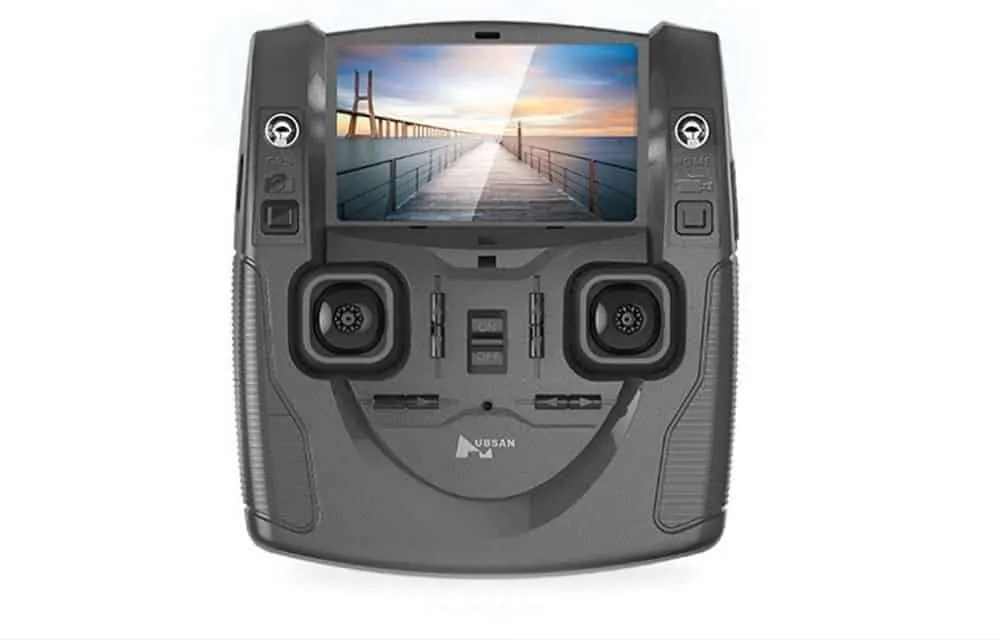 Hubsan X4 H501S FPV radio control