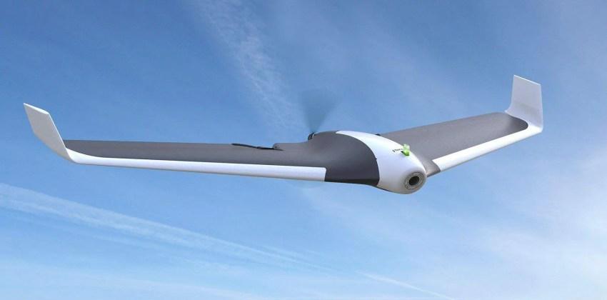 Parrot Disco, el drone de ala fija y piloto automático