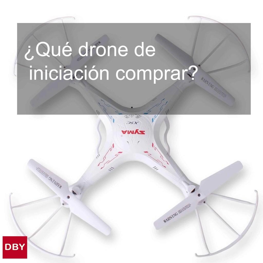 drones iniciacion