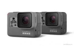 GoPro Hero5 y Hero6, la nueva generación GoPro