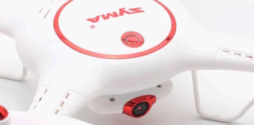 Syma X5UC y Syma X5UW con control de altura y despegue automático