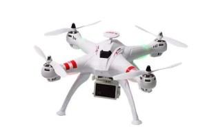 Bayangtoys X16, un drone barato con motores brushless para GoPro