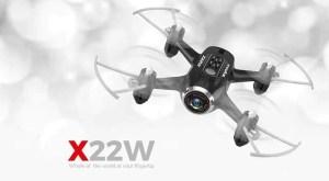 Syma X22W: Un mini drone con cámara WiFi