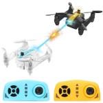 AgoHike Pack de mini drones de batalla por infrarrojos