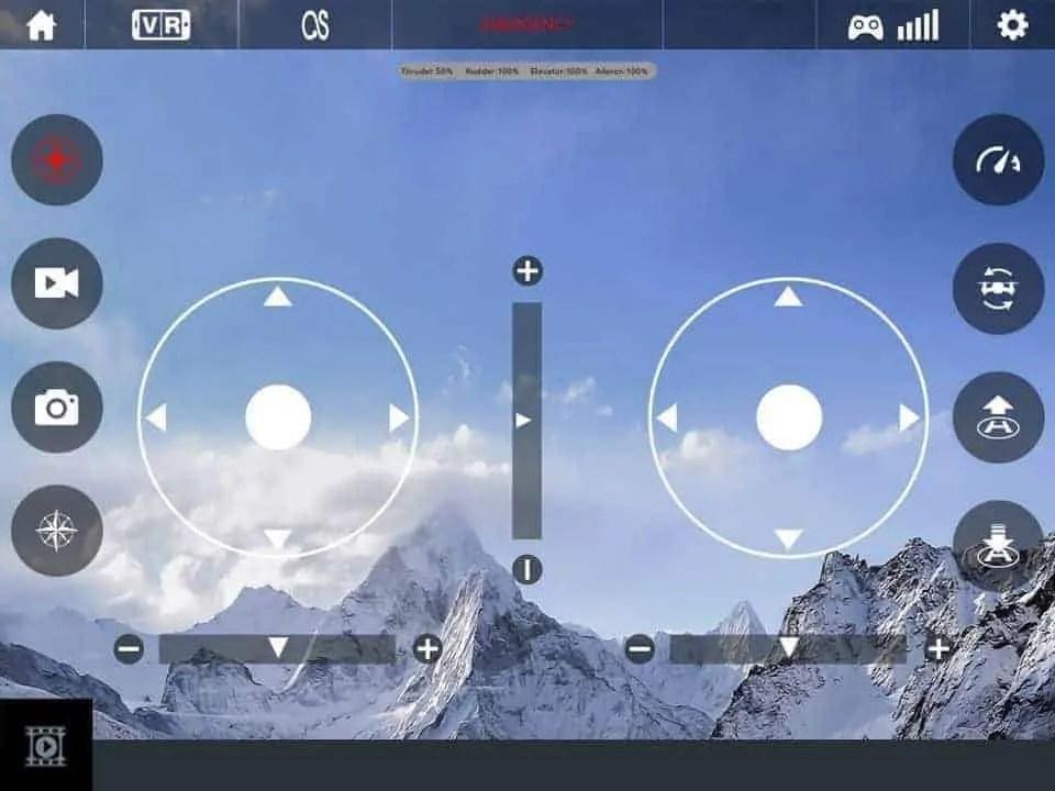 Potensic U48WH app