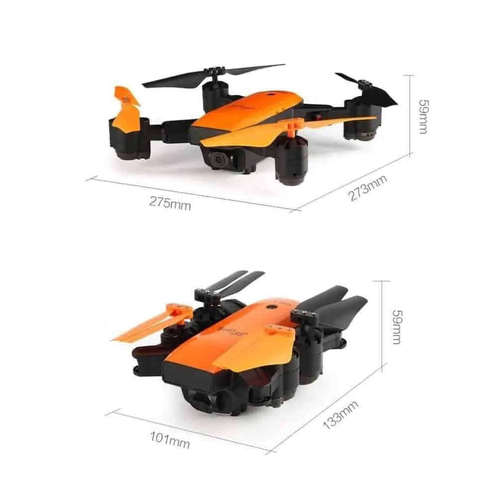 idea7 drone gps