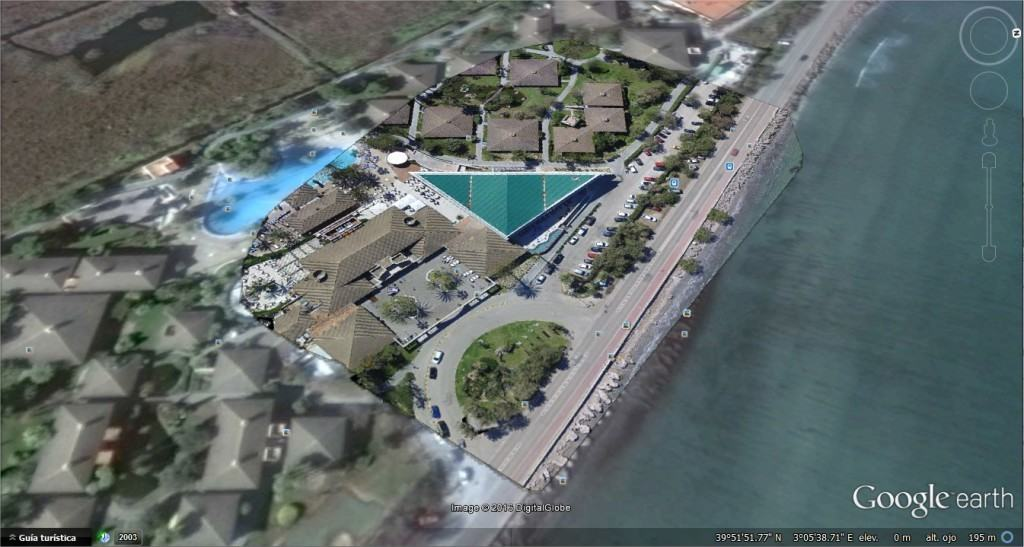 Captura Google Earth