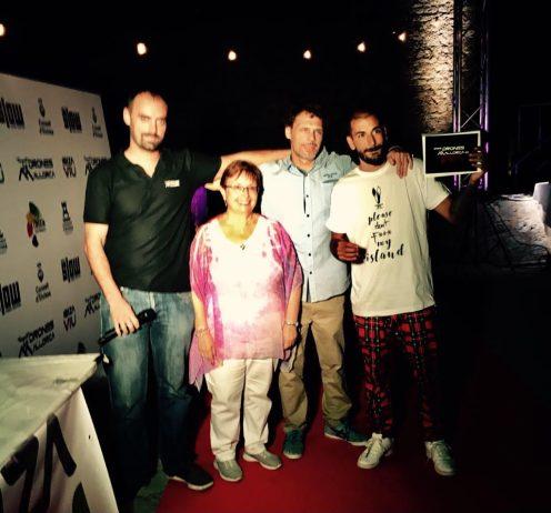 Winner Ibiza Slow Video Festival