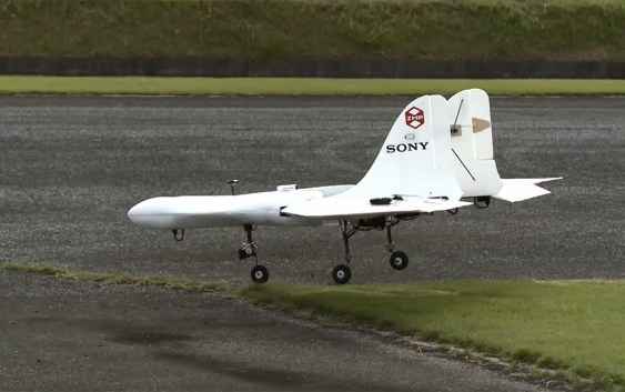 Sony begin tests on106mph commercial drone