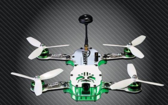 The Riot Pro 250R Review: The Fpv Rracer From Thrust UAV