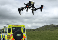 COPTRZ to Supply Specialist UAVs Equipped Thermal Imaging Capabilities Devon & Cornwall Police and Dorset Police