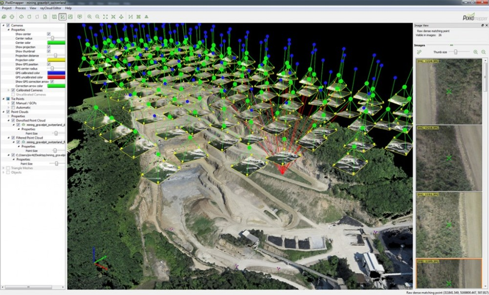 Drone Aerial Photography Benefits of Using 2D or 3D Mapping