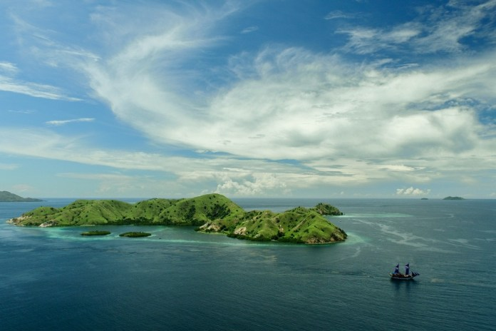 Komodo Island, Indonesia   Dronestagram