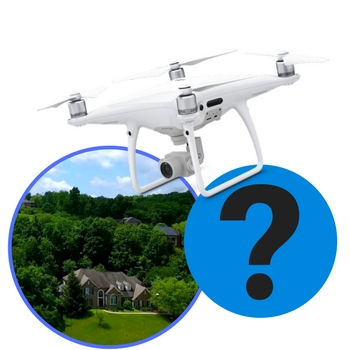 frequently asked questions real estate drones