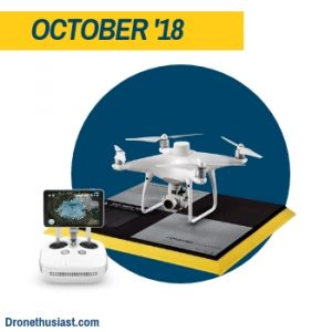 dronethusiast 2018 year in review october