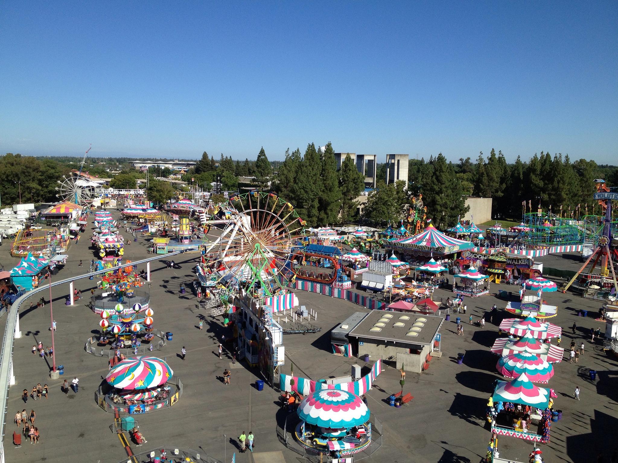 342/365 ~ California State Fair #sacramento, Ray Bouknight July 15, 2013