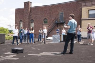 UAV TechTalk: Live Demo!, Juhan Sonin July 18, 2014
