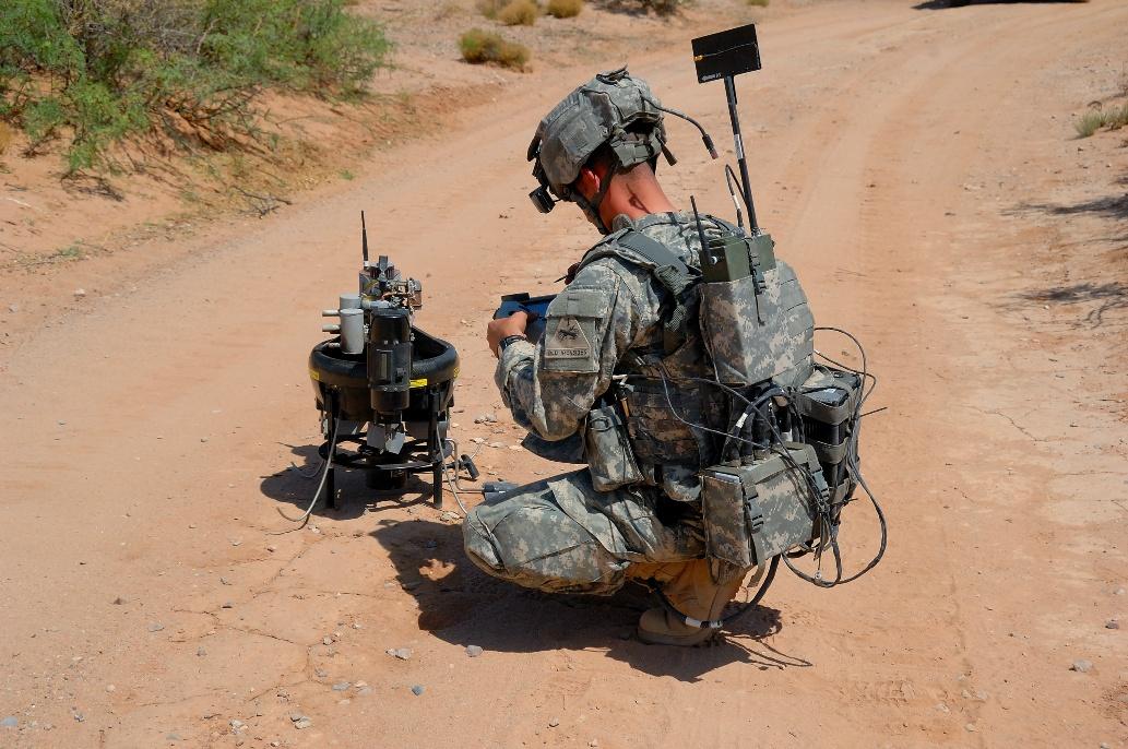 Class I UAV Block 0, The U.S. Army Auguest 5, 2009