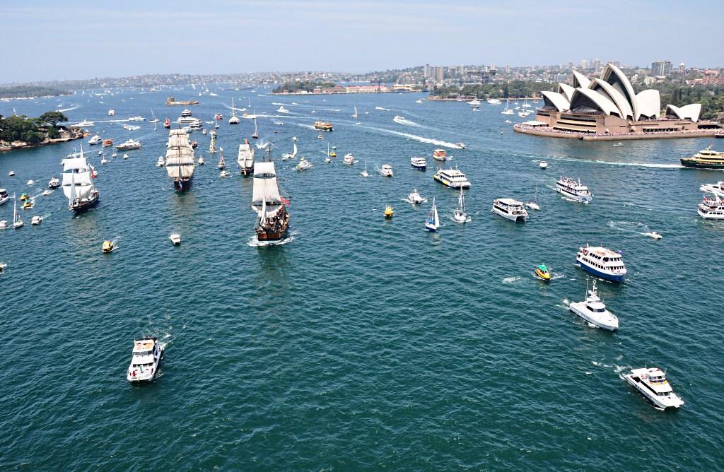 Australia Day 2010, Travis Simon January 25, 2010