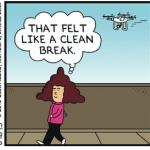 Dilbert Comic Frame from June 6th, 2015