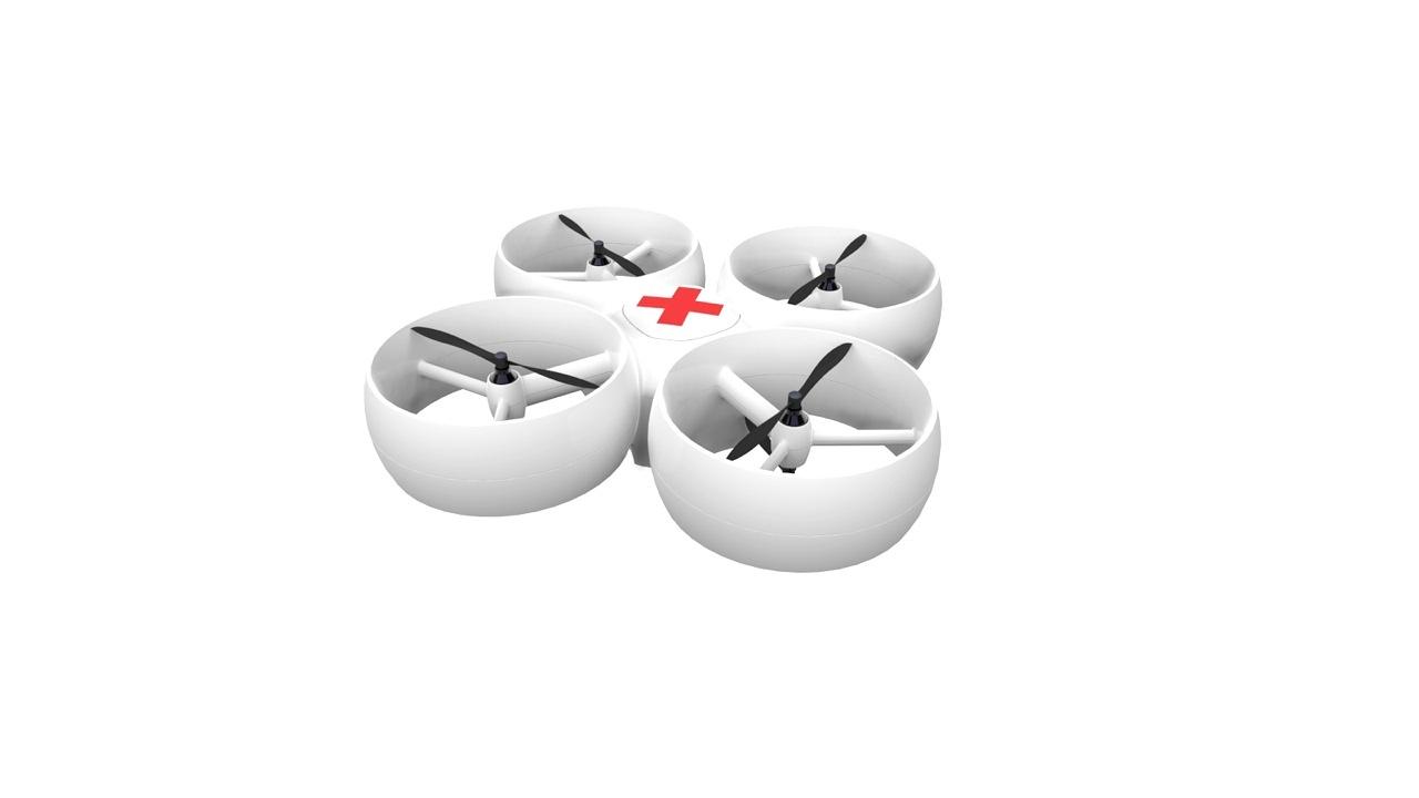 Matternet Medical Drone Concept
