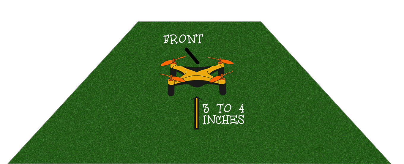How to hover a quadcopter