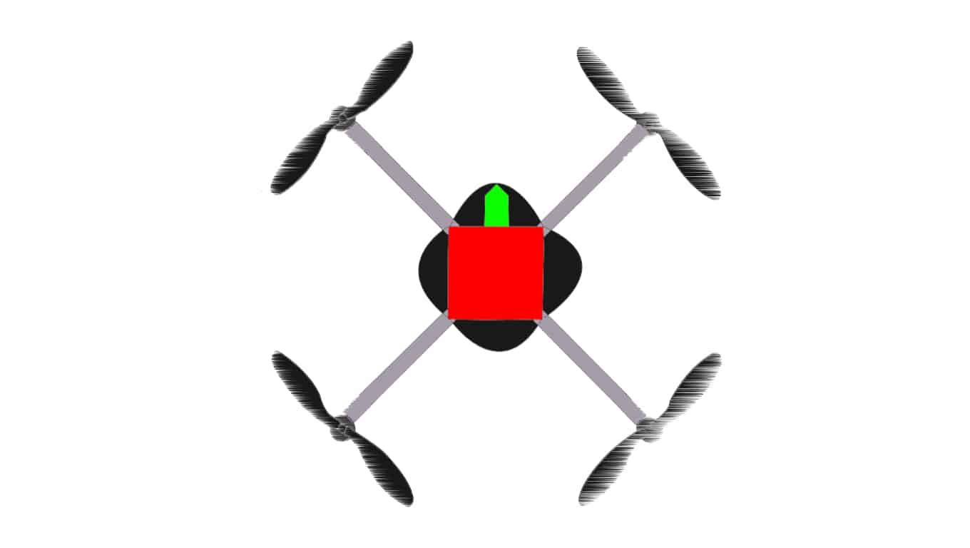 How quadcopters work: Roll