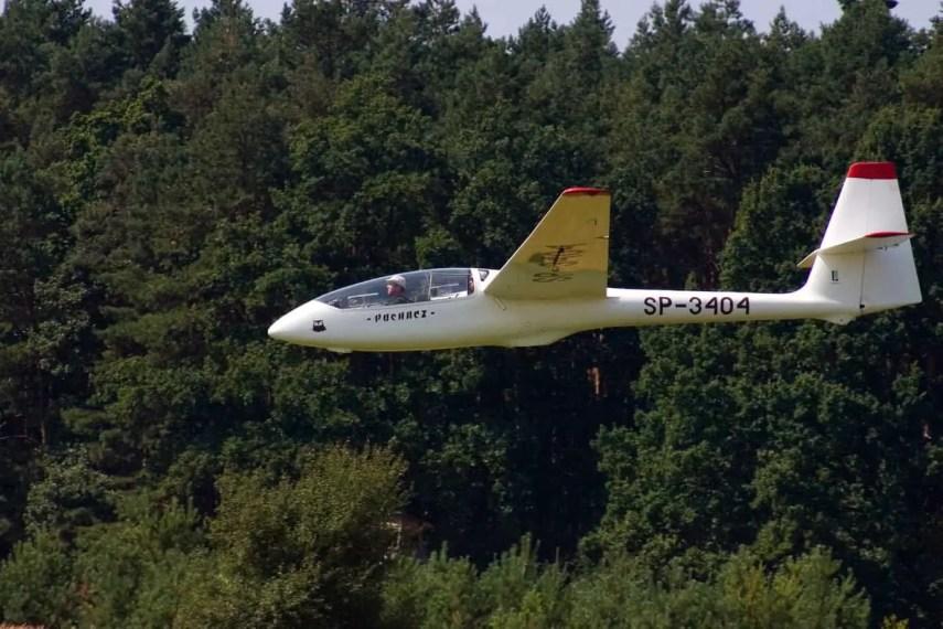 RC Soaring glider
