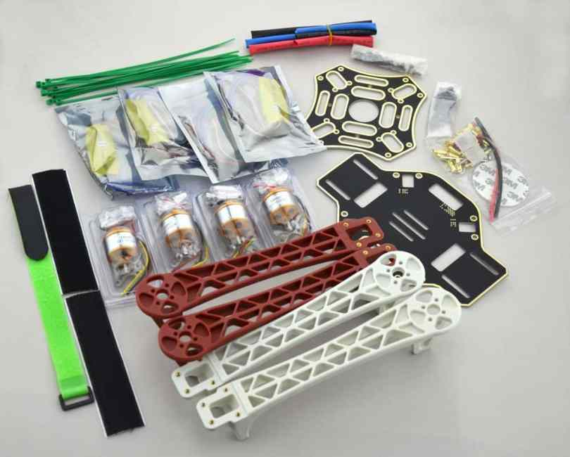 best quadcopter kits for beginners: BW DIY