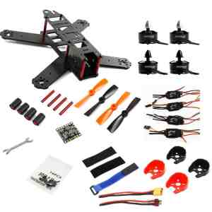 Best quadcopter kits for beginners: TargetHobby
