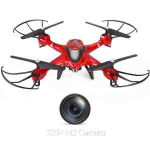 Holy Stone HS200 FPV camera
