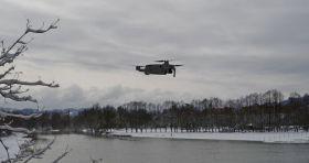 Consigli per volare col drone in inverno [mini HowTo]