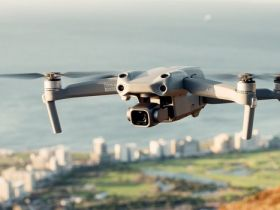 Nuovo DJI Air 2S, il drone pieghevole che porta volo e video ad un nuovo livello