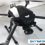 Sky Drone Mk1, il primo drone RTF con connessione esclusiva 4G/5G