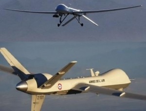 MQ-1B Predator and MQ-9 Reaper Military Drone
