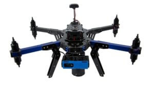 3DR X8-M UAV For Photogrammetry and LiDar Mapping