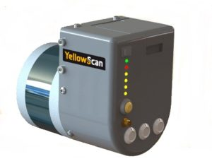 YellowScan Surveyor Lidar Sensor For Drones