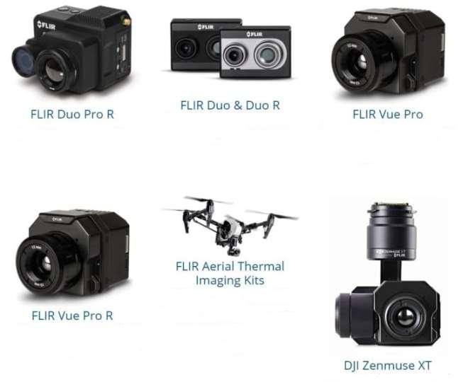 Thermal Camera Solutions From FLIR