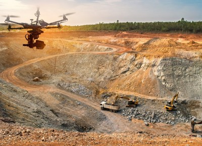 The Importance of Drone Technology in the Mining and Metals Sector