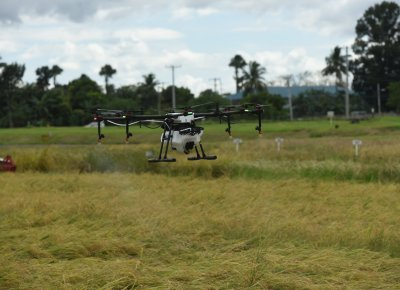 Drones in Indian Agriculture