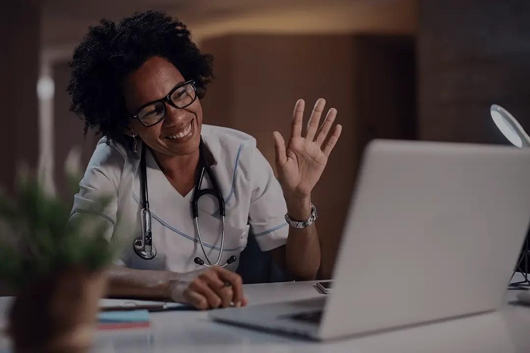 Videoconsultas médicas DrOnline - O Seu Médico Sem Sair de Casa, no seu Computador, Tablet ou Smartphone