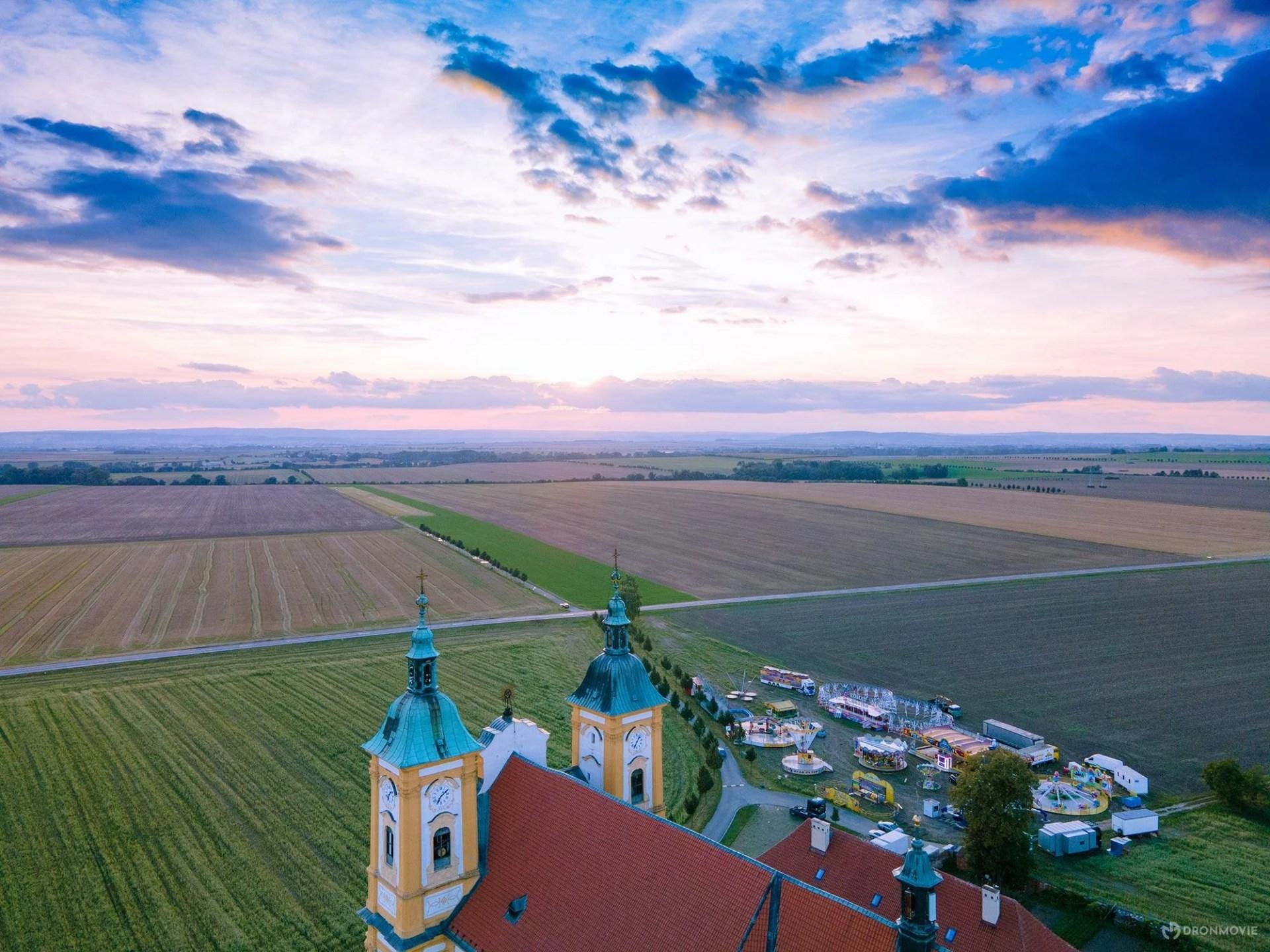 Kostel_Očišťování_Panny_Marie_západ