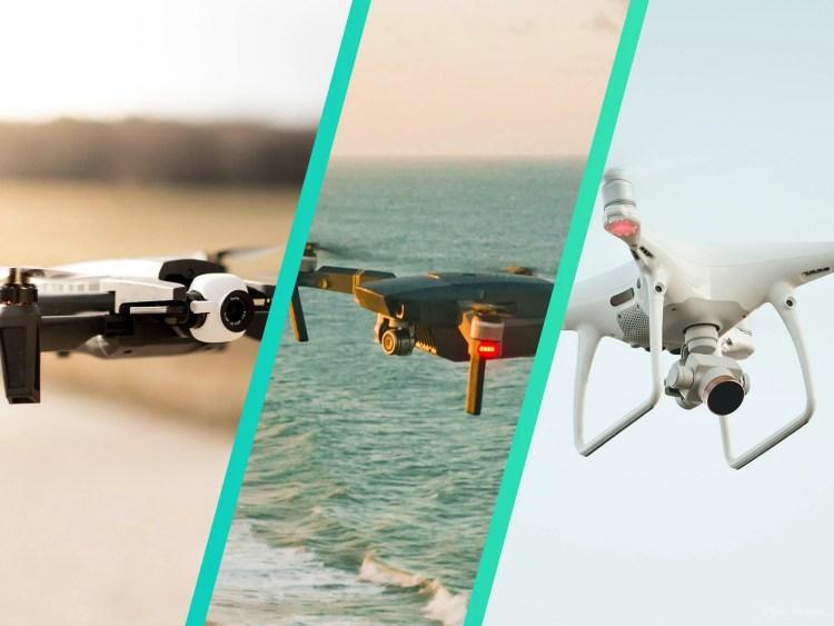 Jaký dron pro začátečníka