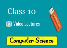 Class 10 Computer Video Course