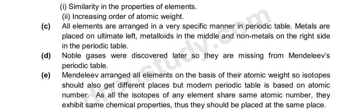 Previous Year Questions - Periodic Classification_19